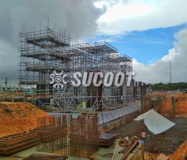 Power Plant Type Project: Tangguh Expansion Project in Indonesia