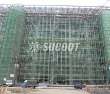 District Court Steel-Structure Roof Project